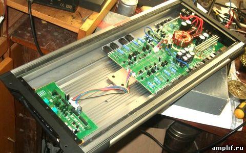 транзисторных усилителей