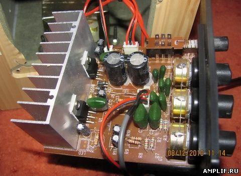 LM1875 - аналог TDA2030