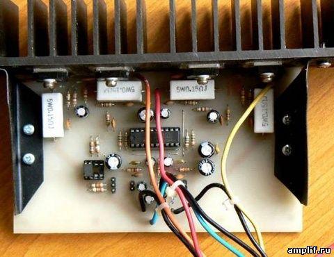 Микросхема драйвер 7250