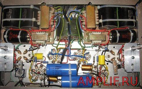 Для звукового трансформатора