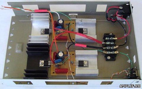 внешний источник питания постоянного тока -48 вольт: