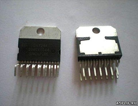 TDA7294 - Усилитель