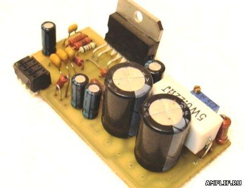 схемы зарядных устройств авто аккумуляторов