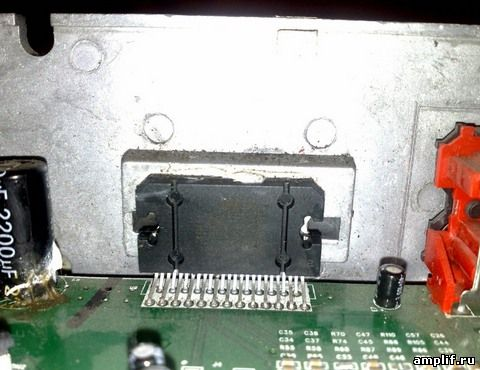 схема электрических соединений генератора