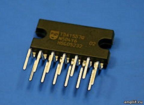 Микросxема TDA1557